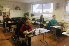 Účastníci kurzu a príjemný priestor Life-up